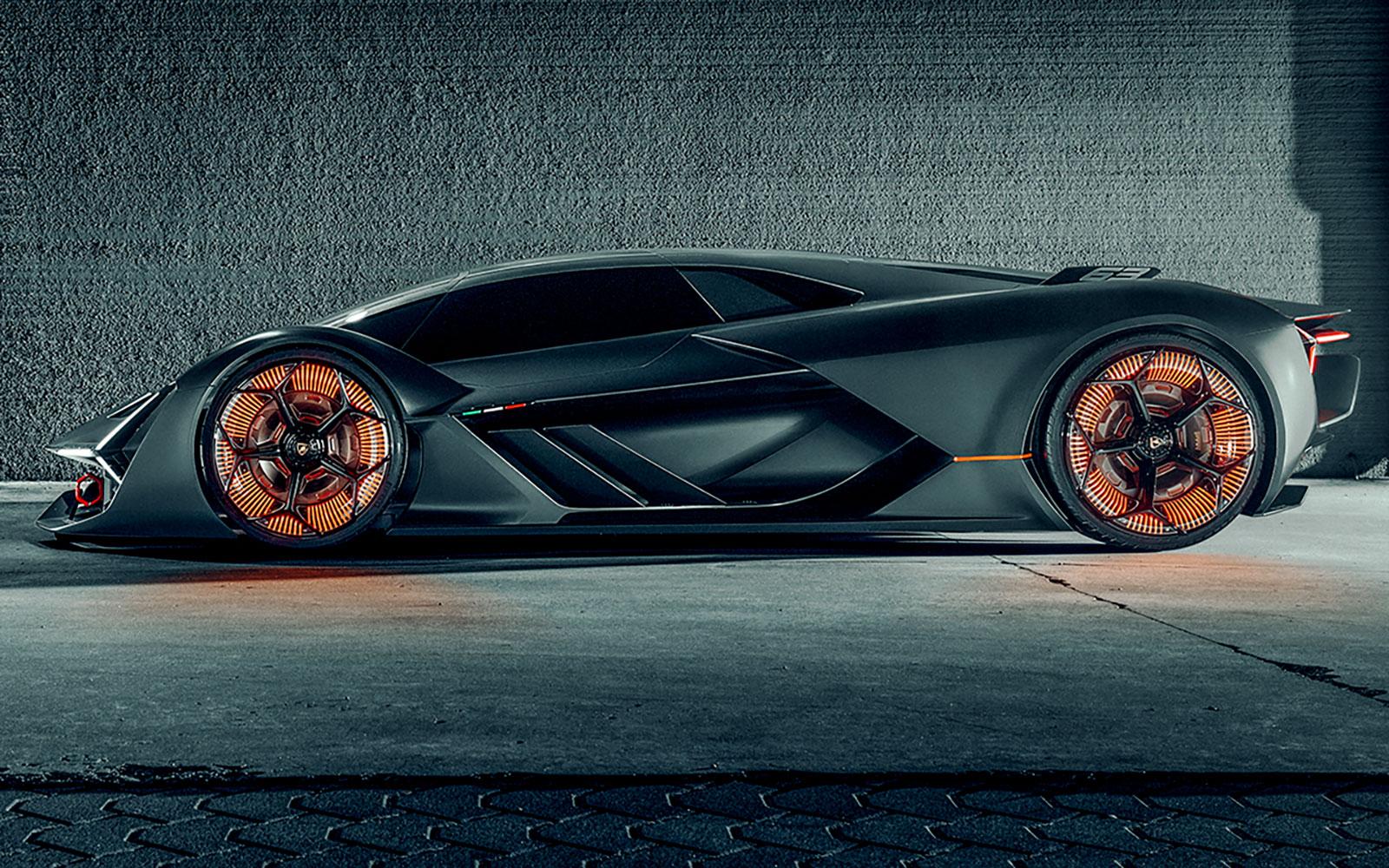 Lamborghini Terzio Millennio Topgear