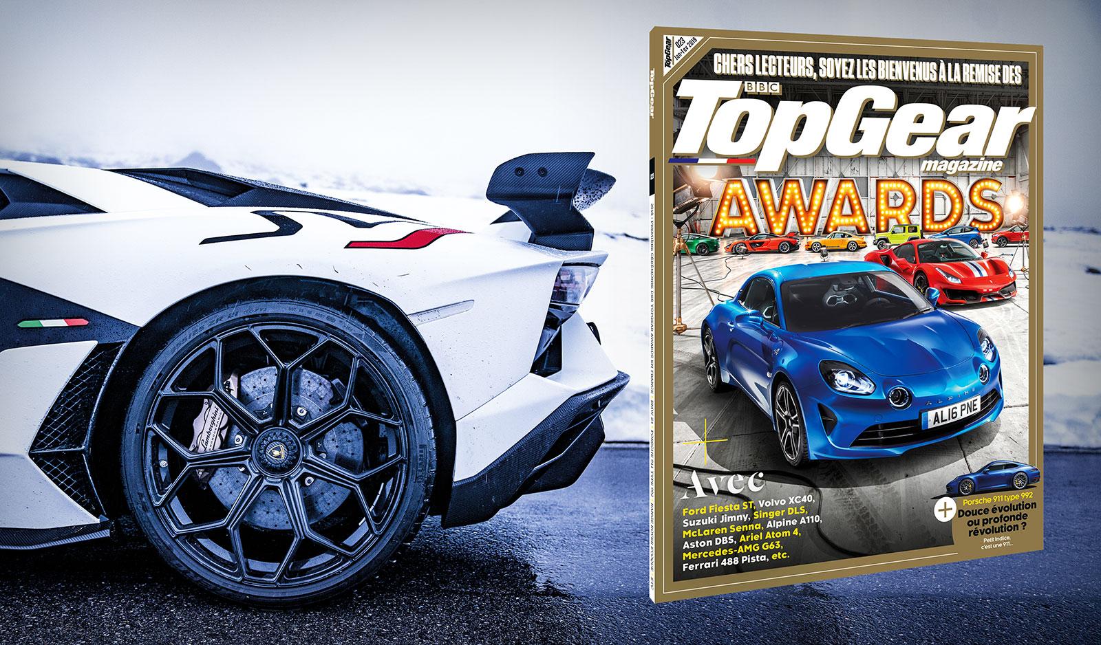 TopGear magazine #23