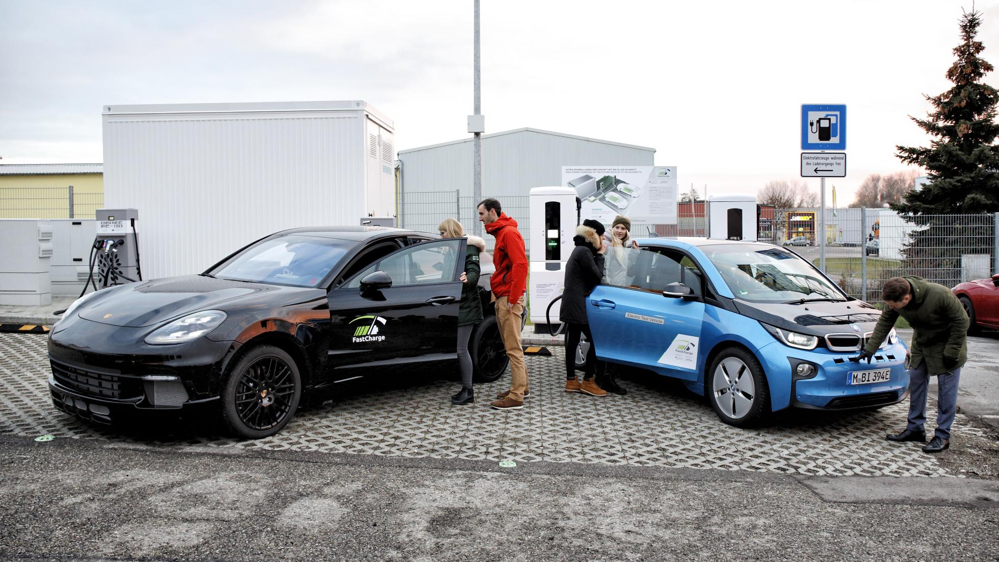 Vers une charge rapide vraiment rapide - Galerie