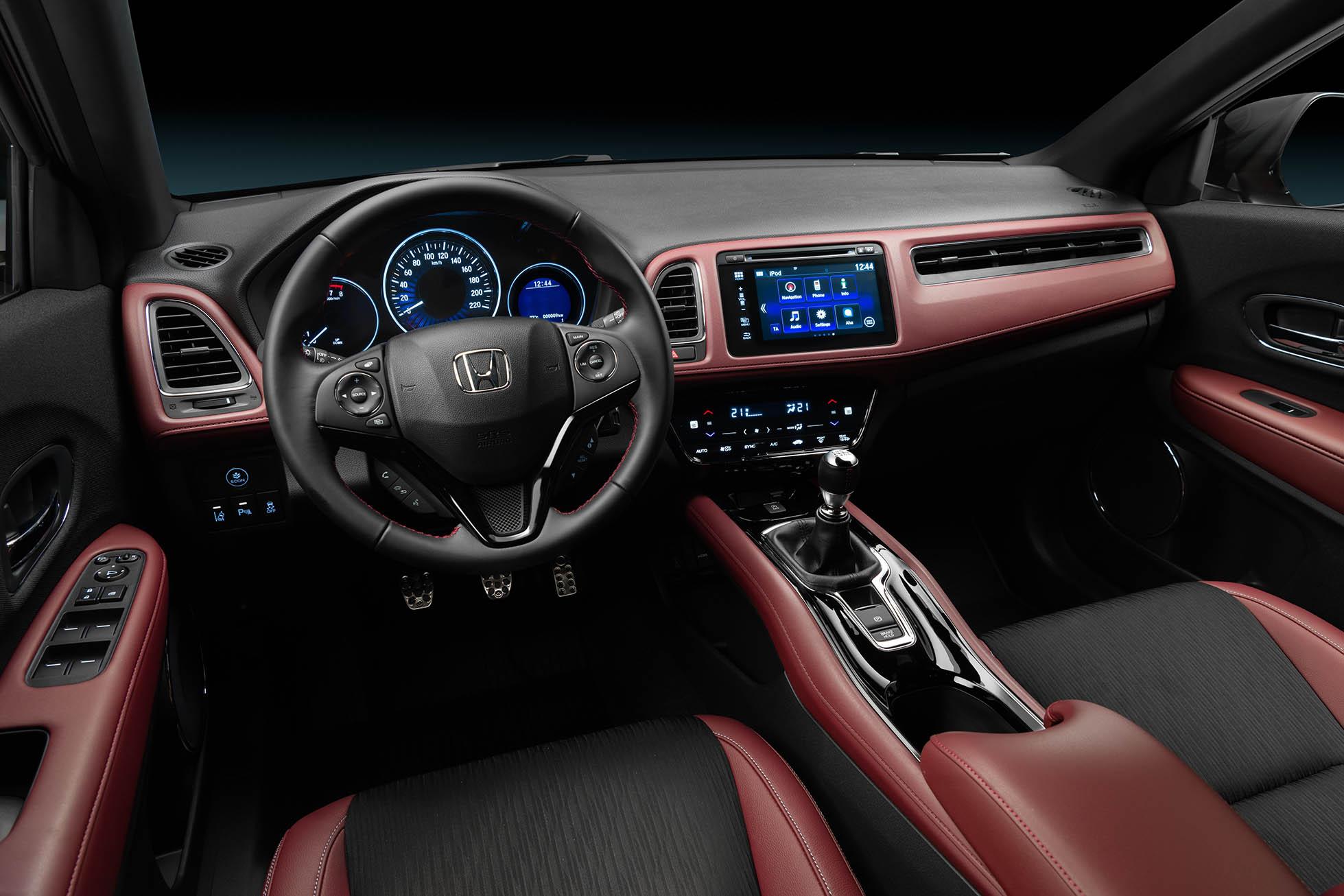 Un turbo pour le Honda HR-V - Galerie