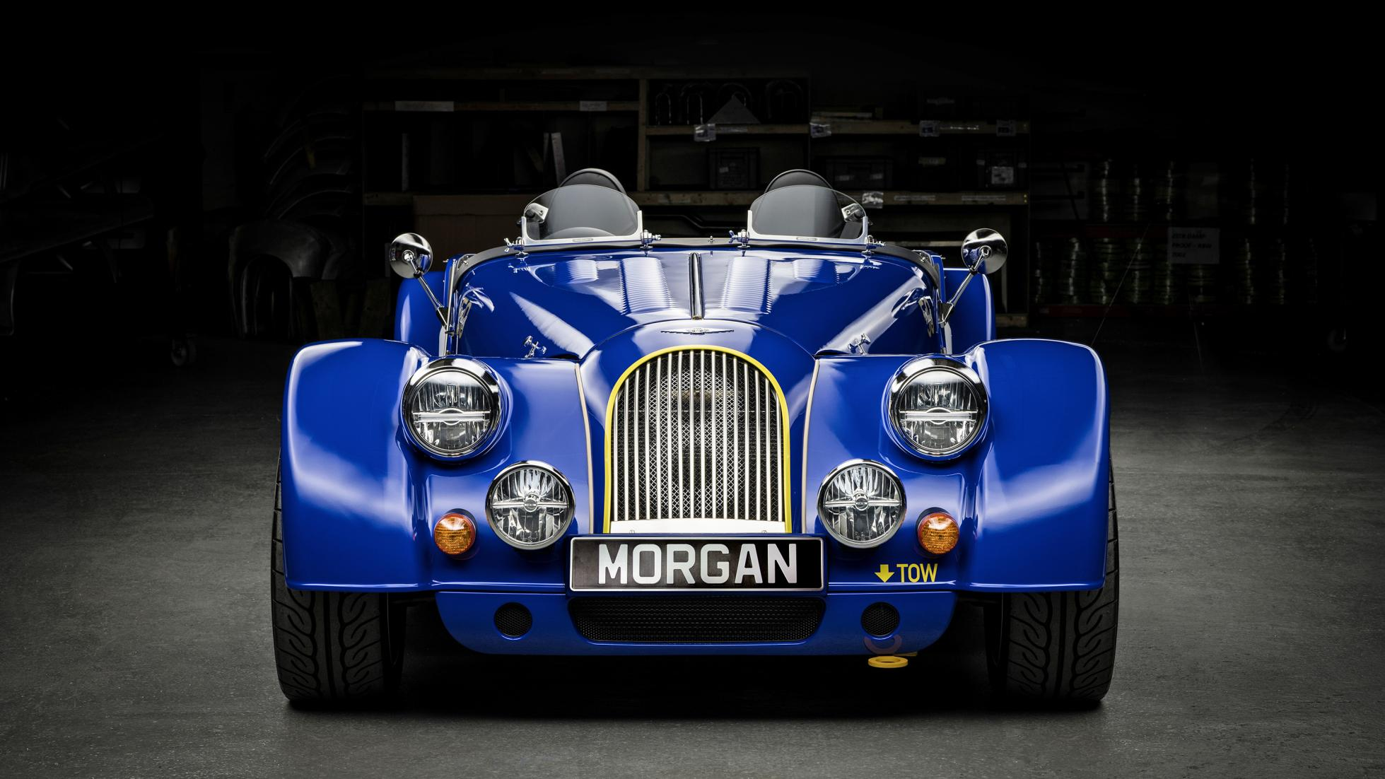 Morgan dit adieu au V8 - Galerie
