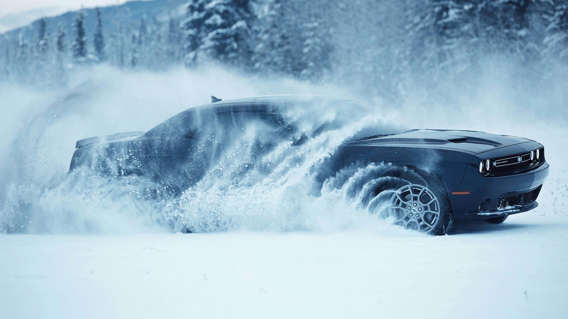Le guide Top Gear de la conduite sur neige - Galerie