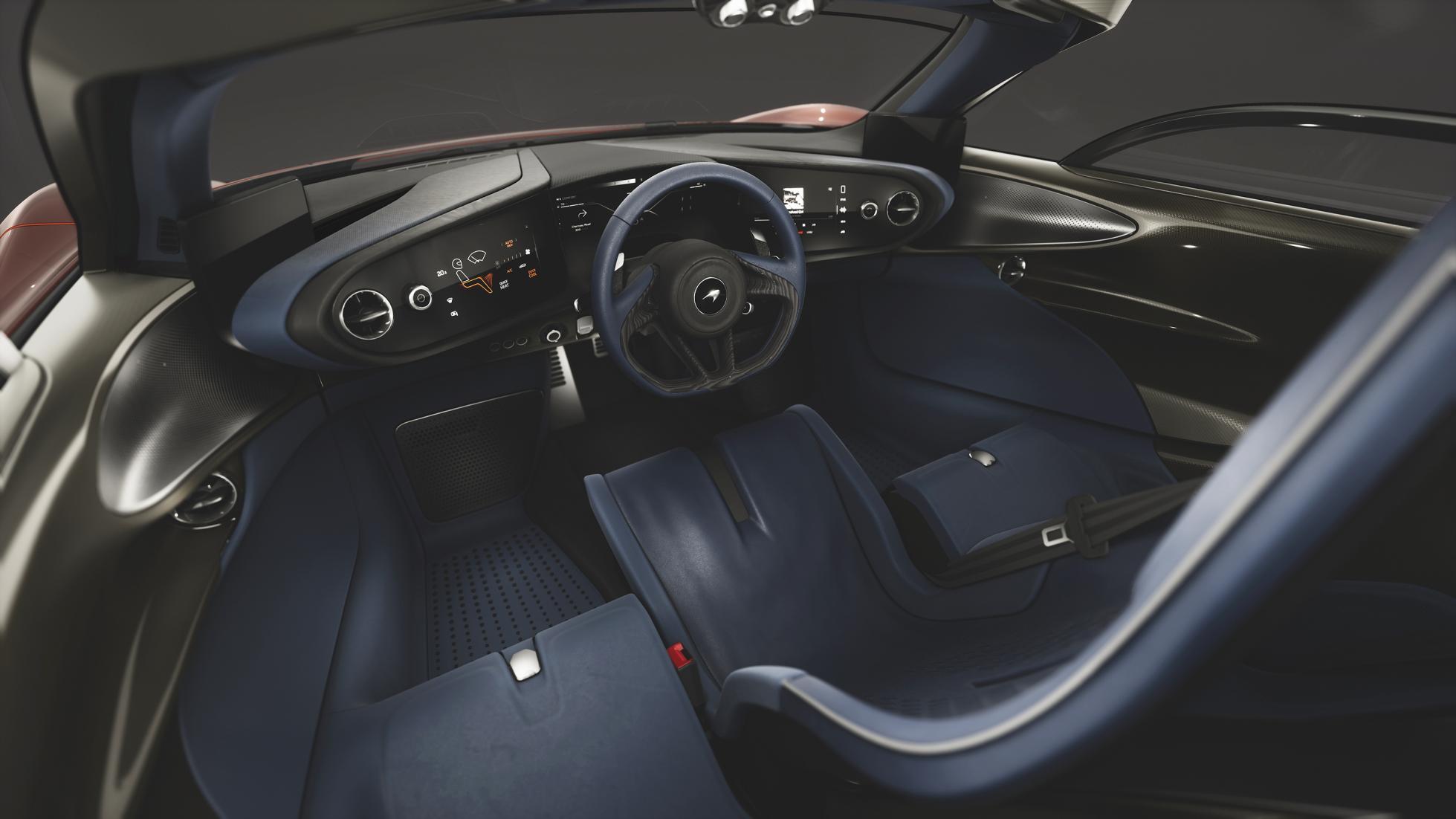McLaren a des idées pour la déco de votre Speedtail - Galerie