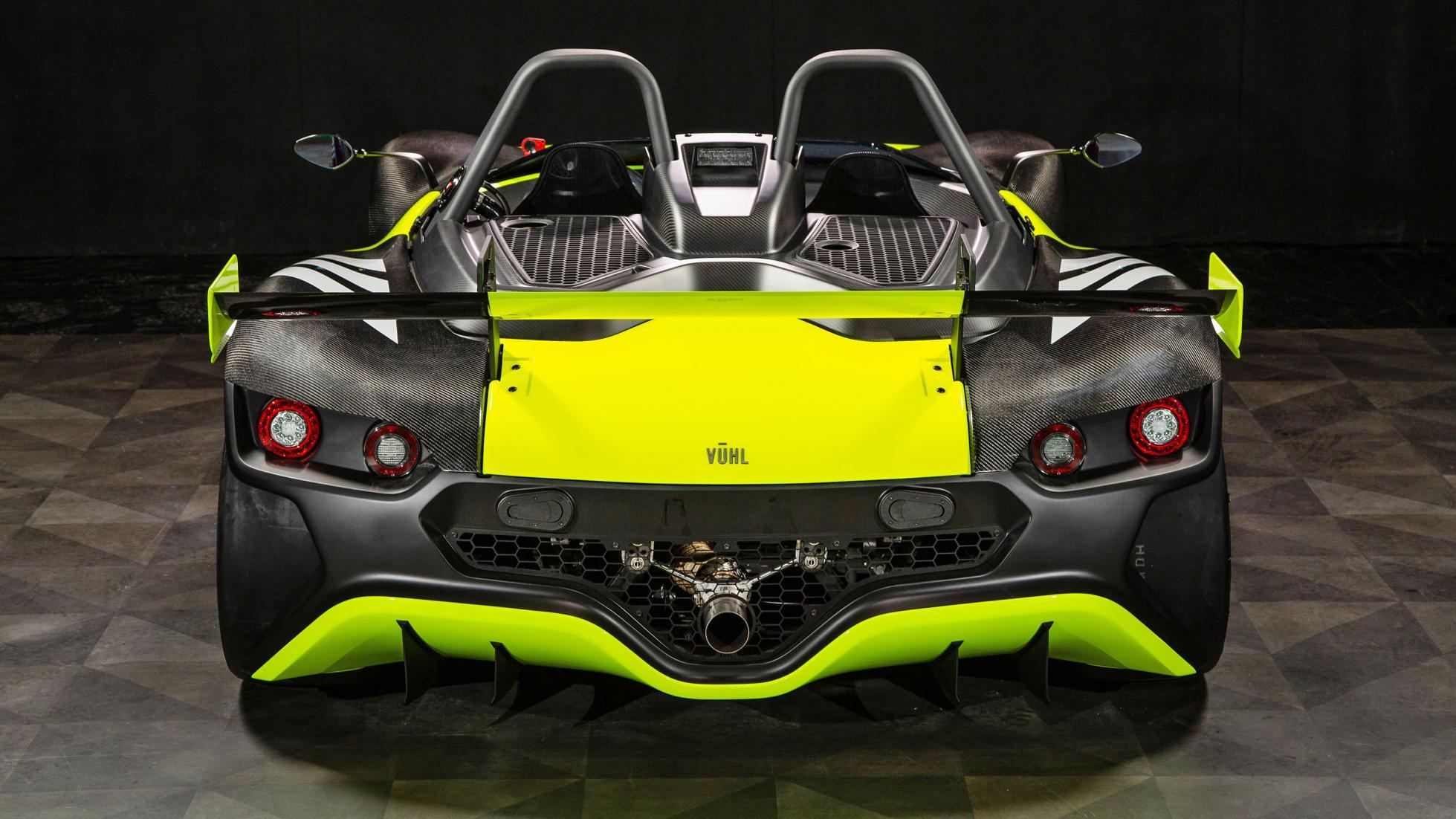 La Vuhl 05RR a un meilleur rapport poids/puissance qu'une ...