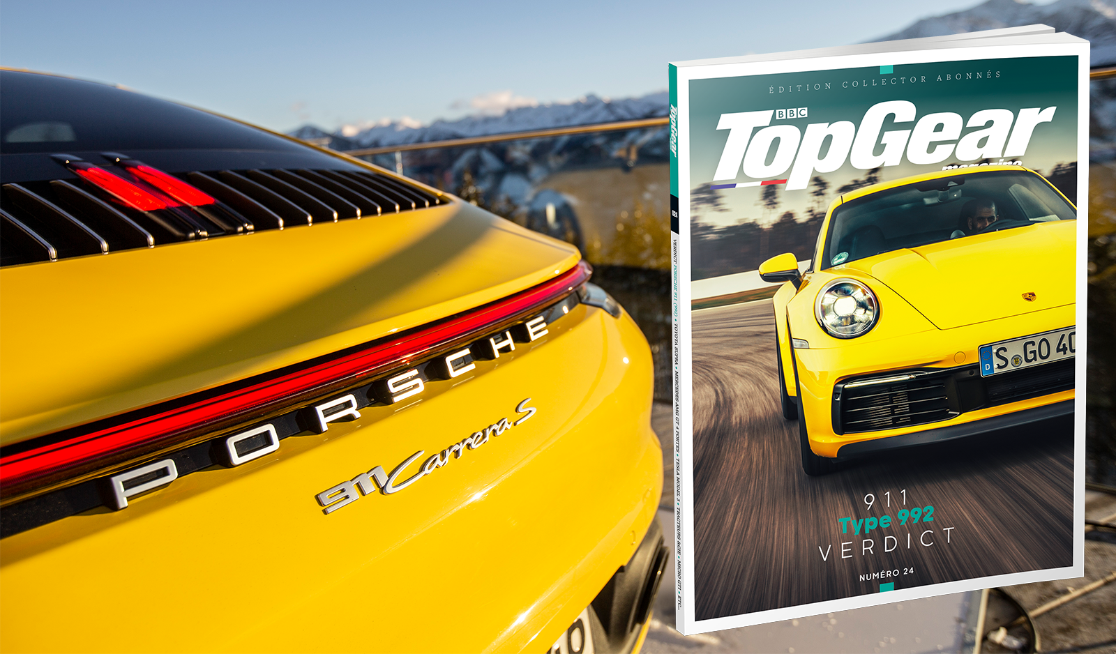 TopGear magazine #24