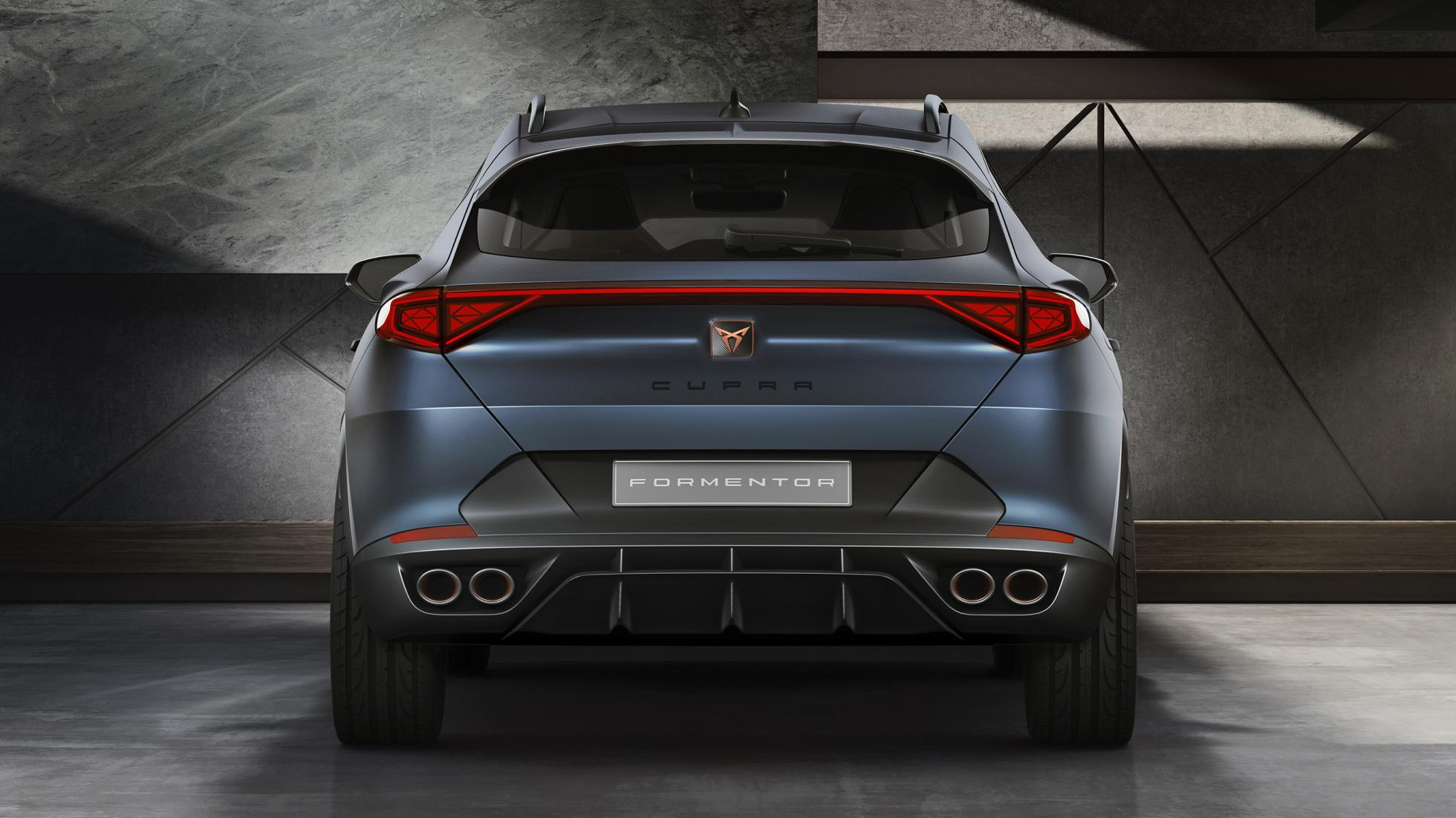 Le Cupra Formentor n'est pas un Seat Tarraco coupé hybride - Galerie