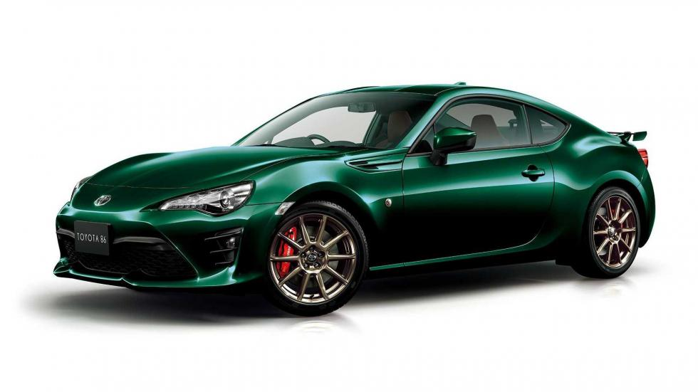 Une Toyota GT86 British Racing Green pour le Japon - Galerie