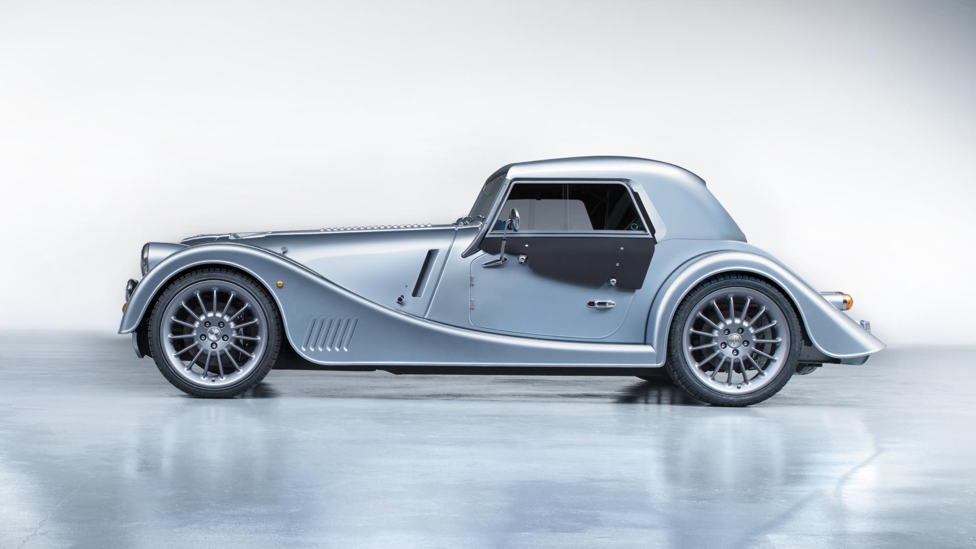 La Morgan Plus Six a un moteur de Toyota Supra - Galerie
