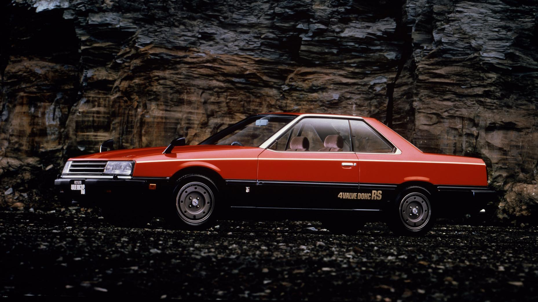 Skyline H/T 2000 RS de 1982