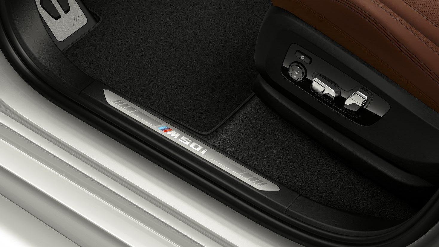Un V8 essence de 530 ch pour les BMW X5 et X7 M50i - Galerie