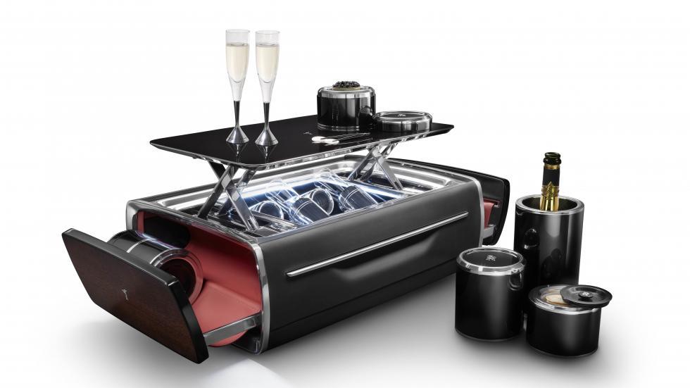 La malle à champagne Rolls-Royce coûte seulement 51 000 € - Galerie