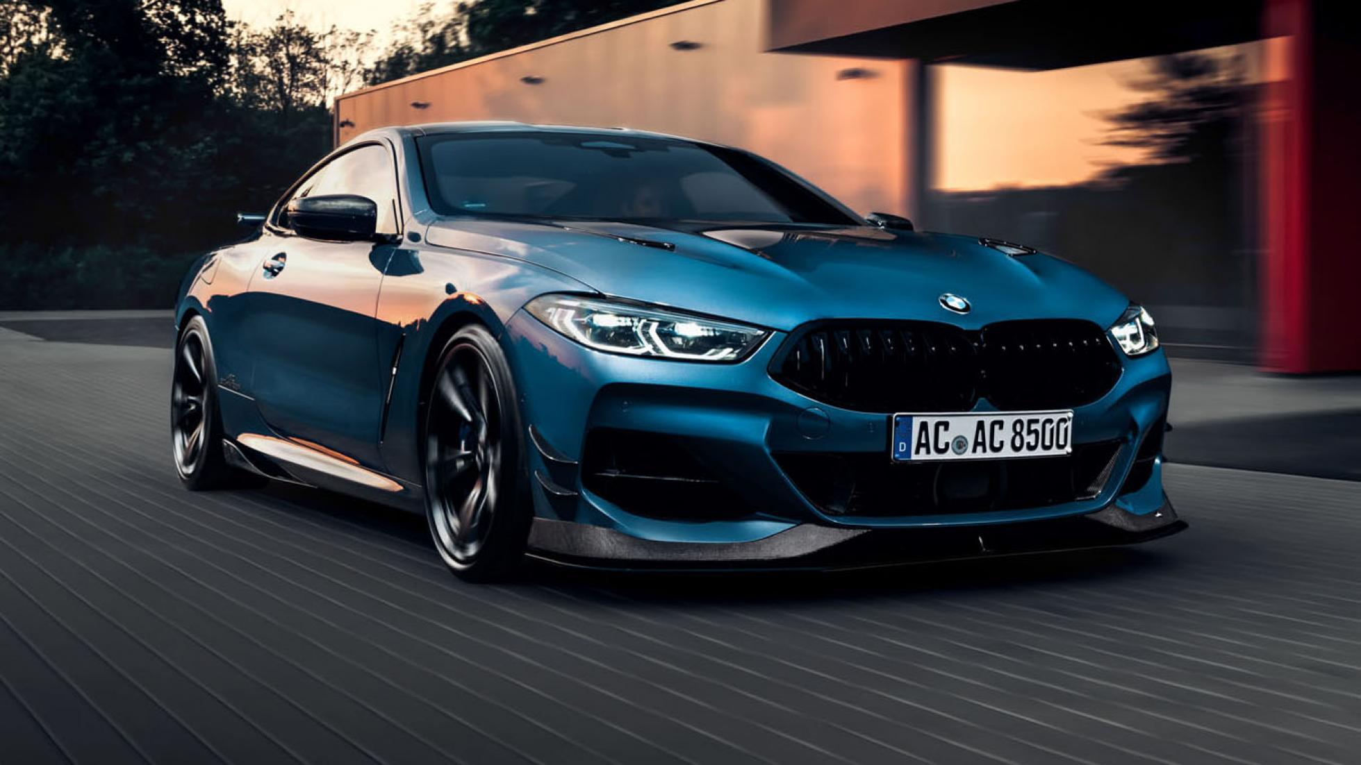 BMW Série 8 AC Schnitzer