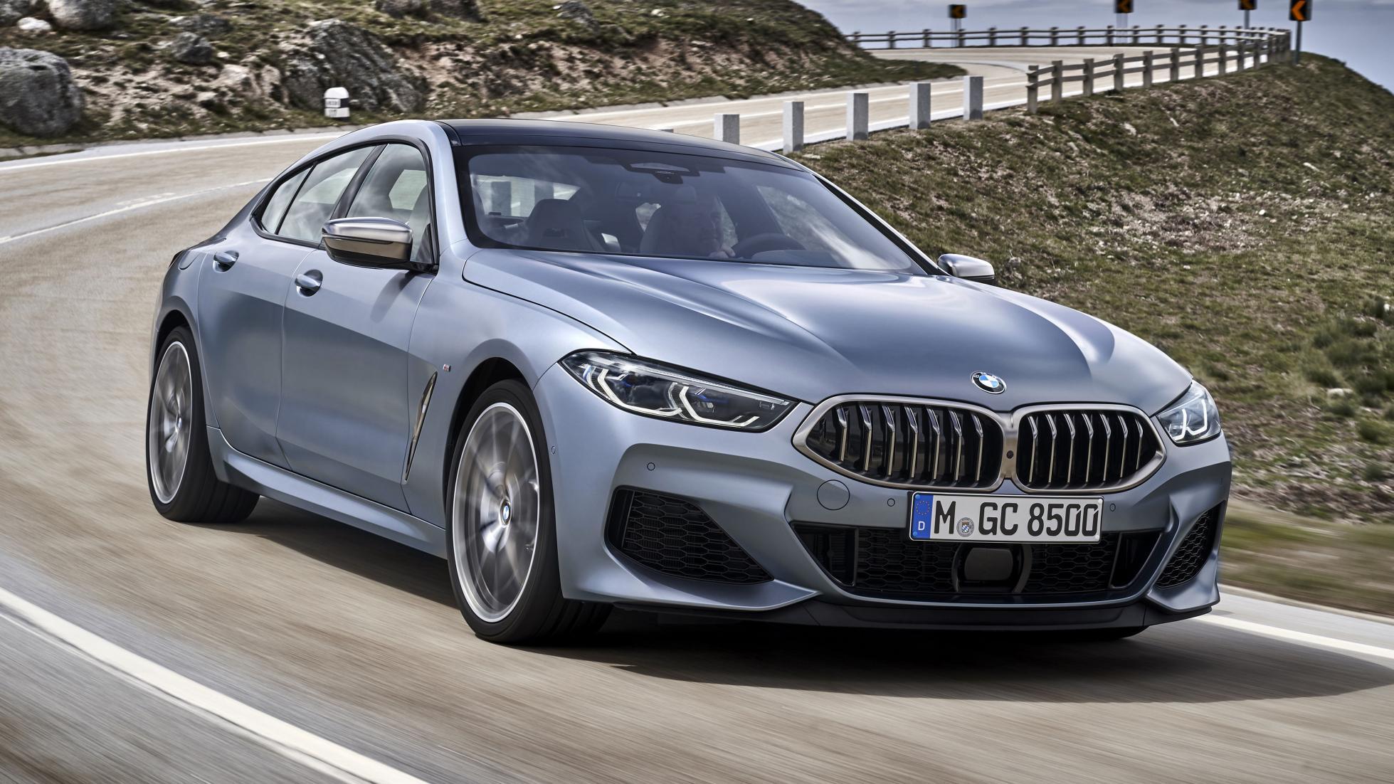BMW présente sa Série 8 Gran Coupé | A La Une | Luxe Magazine