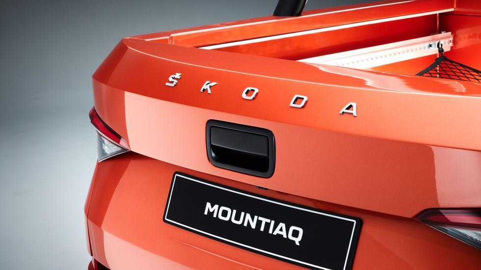 Le Skoda Kodiaq (sur)joue les pick-ups - Galerie
