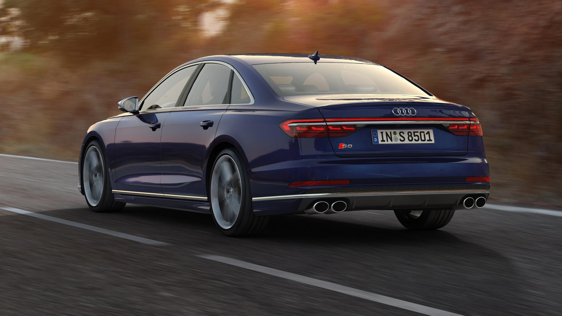 L'Audi S8 ne passe PAS au diesel - Galerie