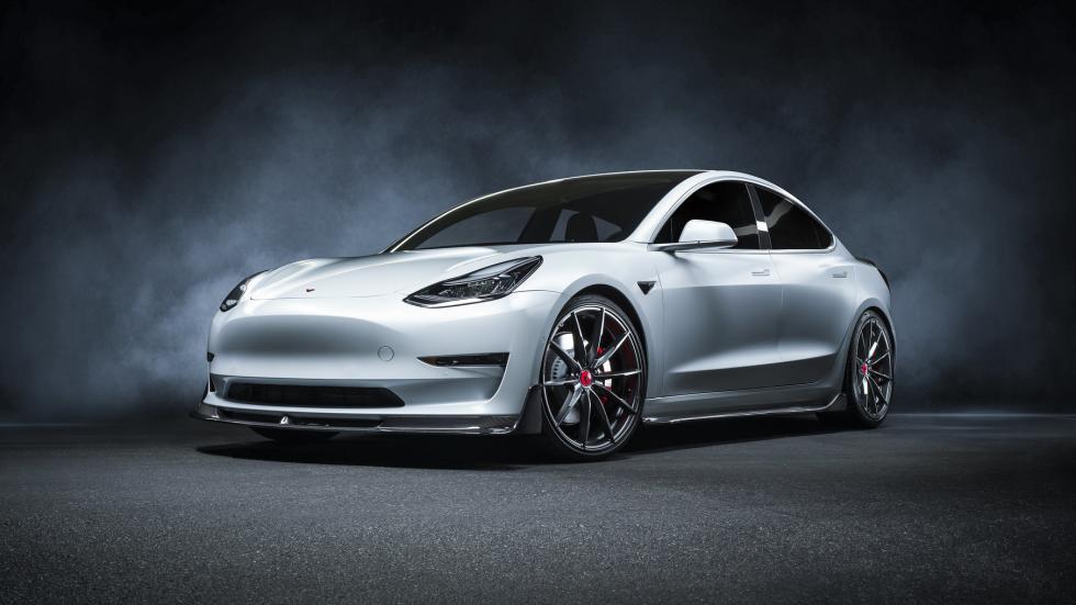 Tesla Model 3 Vorsteiner