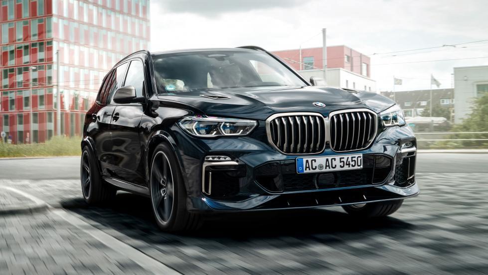 BMW X5 AC Schnitzer