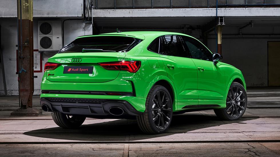 Cinq cylindres et 400 ch pour l'Audi RSQ3 - Galerie