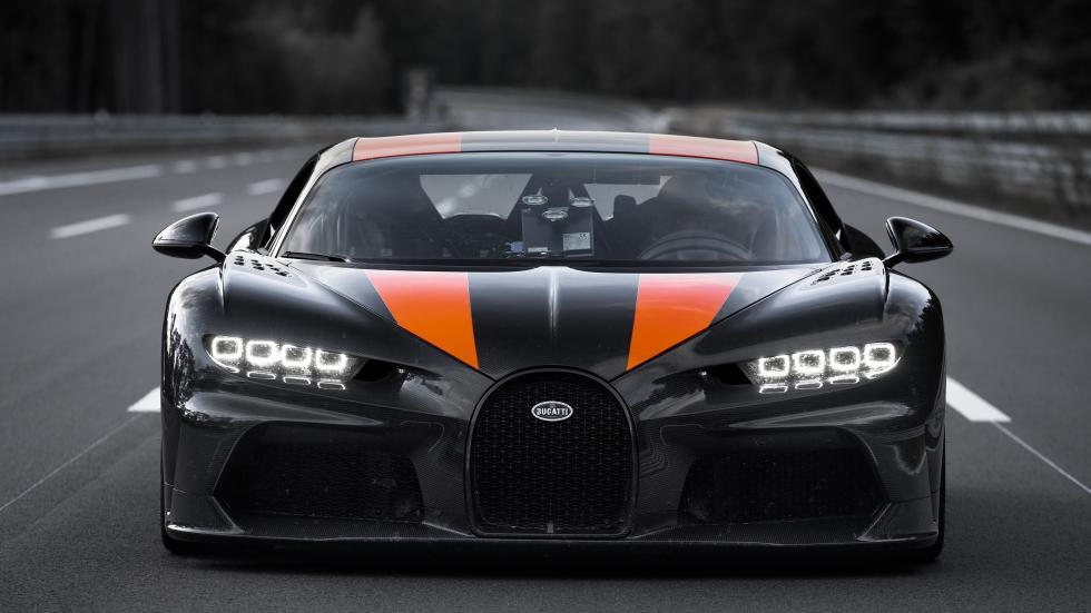 Bugatti Chiron Projet 300 mph