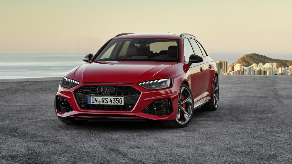L'Audi RS4 restylée va faire encore plus peur à votre chien - Galerie