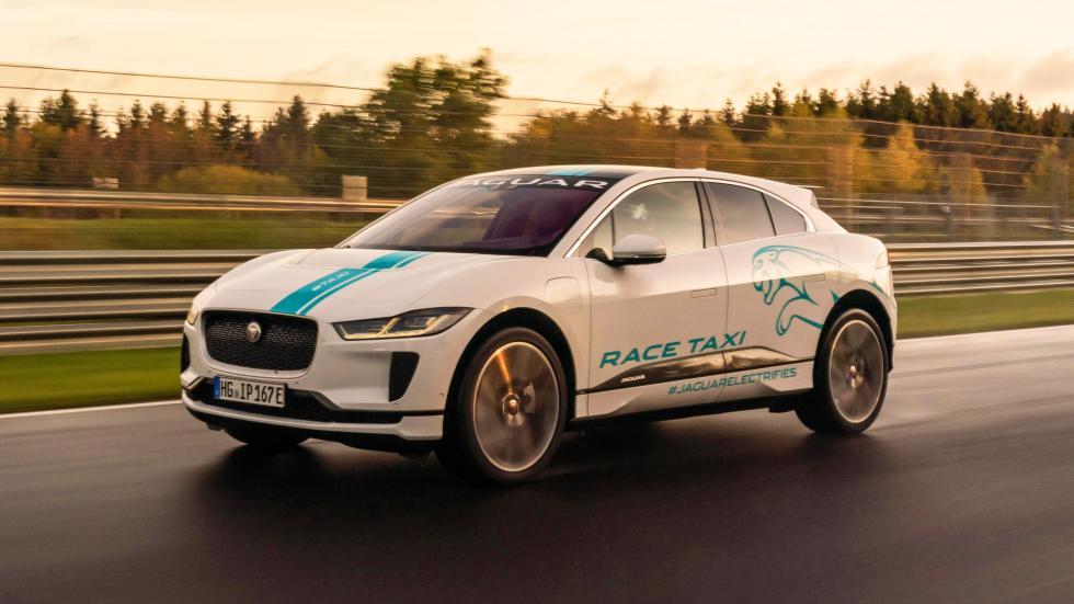 Jaguar I-Pace Nürburgring
