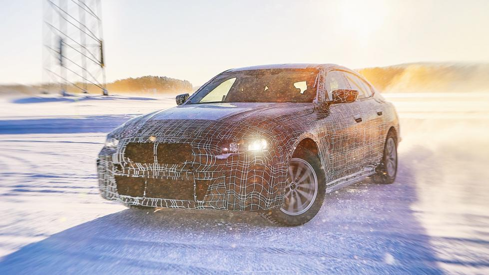 530 ch pour la future BMW i4 électrique - Galerie
