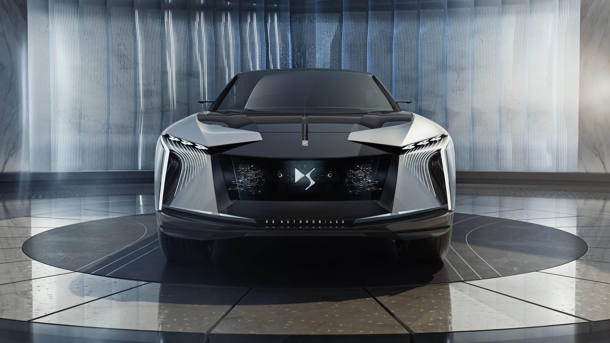 Le concept DS Aero Sport Lounge est un SUV électrique surpuissant (et poétique) - Galerie