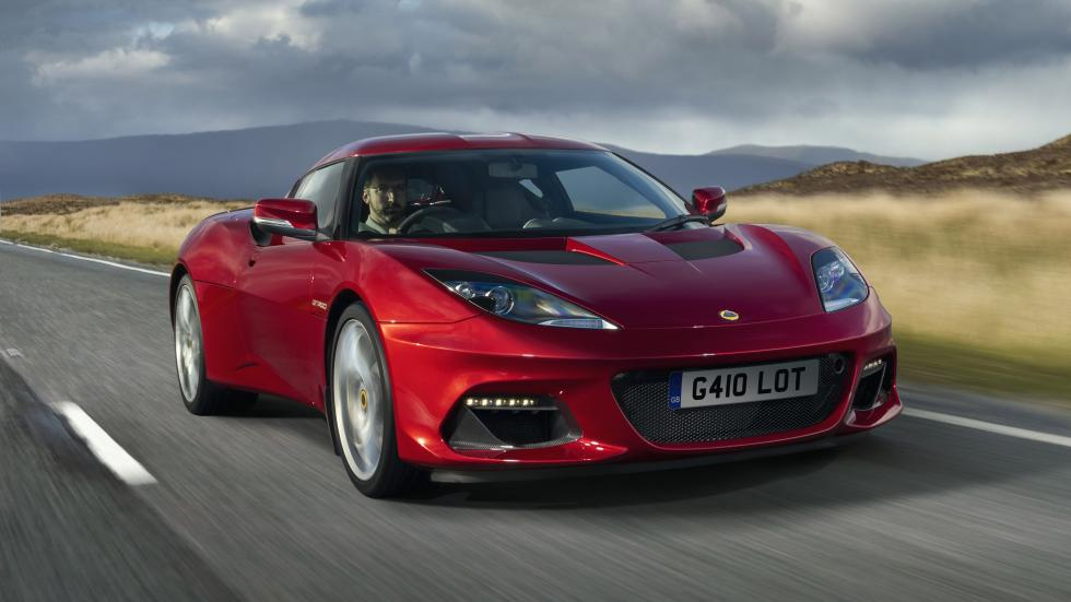 Ceci est la nouvelle Lotus Evora GT410 - Galerie