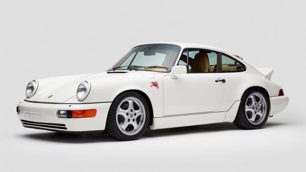 Porsche Classic a confié la restauration d'une 964 à un créateur de mode - Galerie