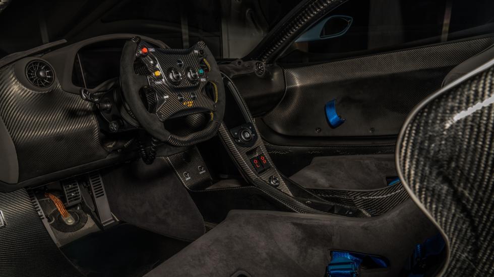 Cette McLaren P1 GTR Gulf est fabuleuse - Galerie
