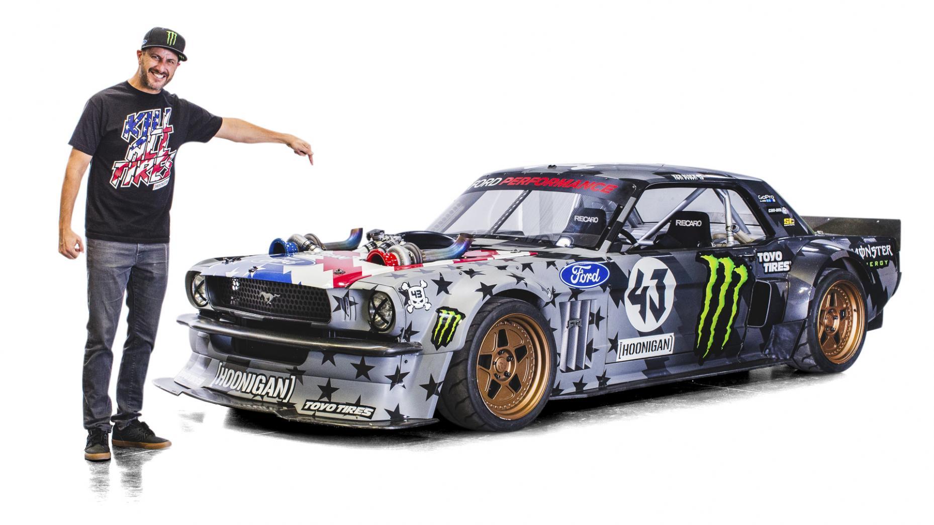 Garage Ken Block - 08 - Ford Honicorn V2