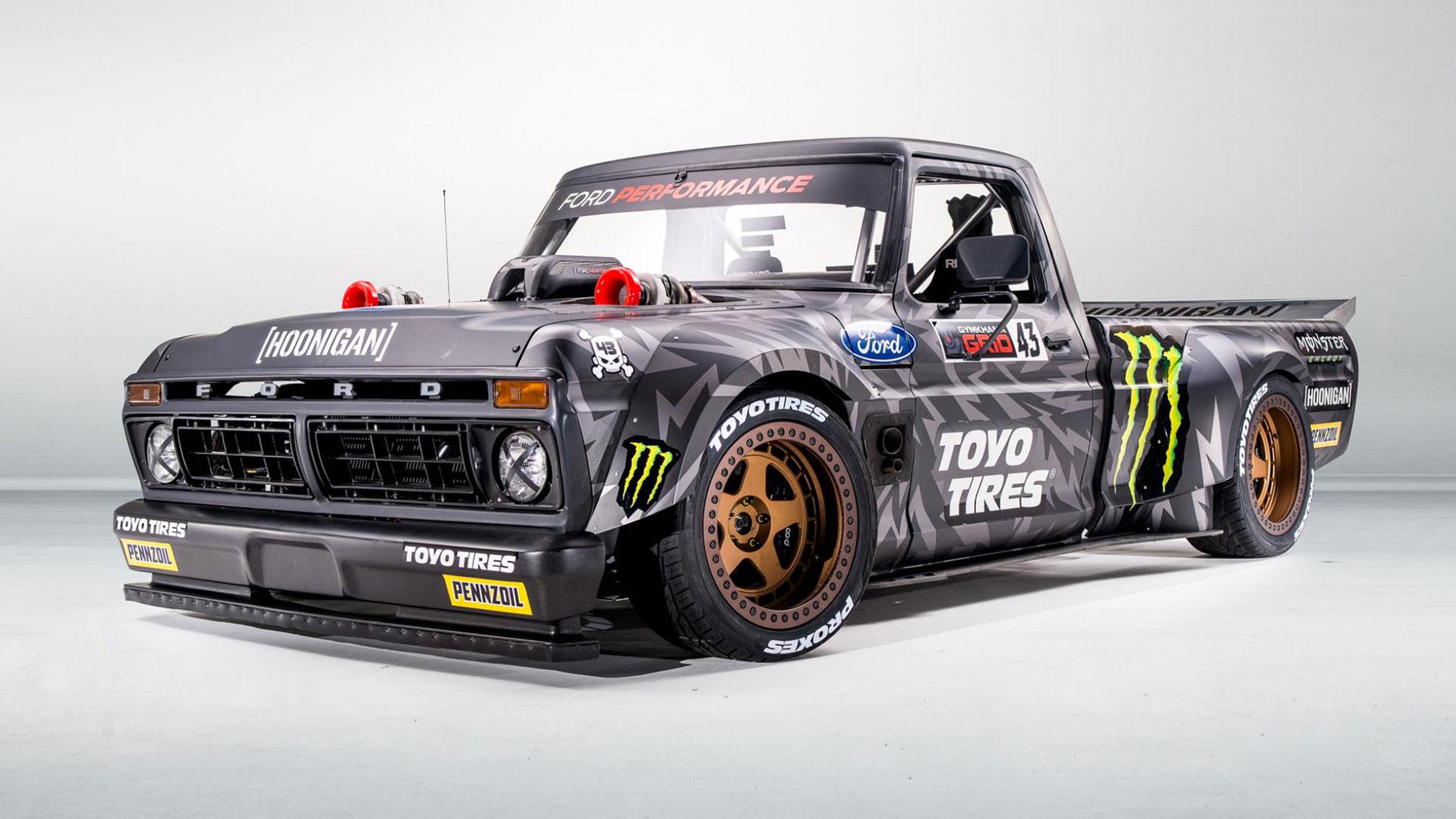 Garage Ken Block - 10 - Ford Hoonitruck