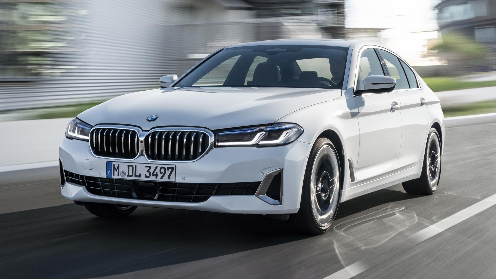 BMW Série 5 (2020)