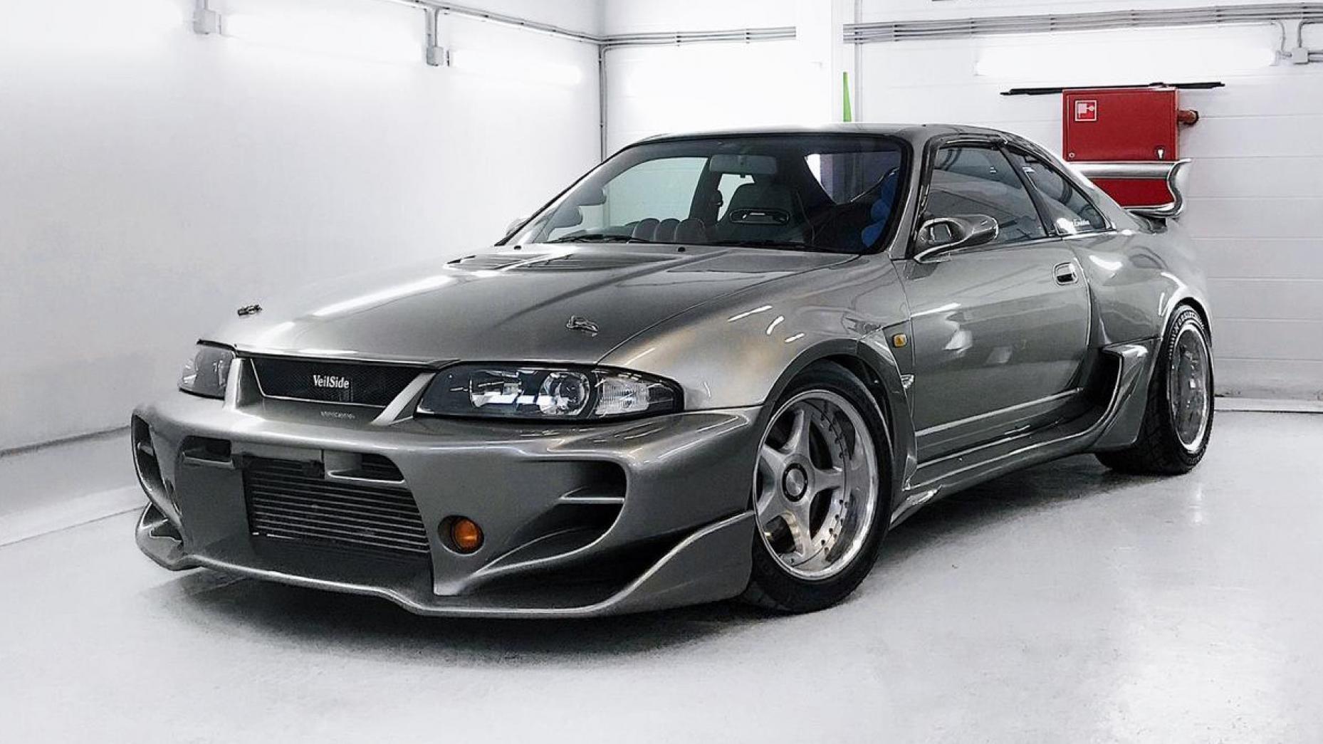 Nissan Skyline R33 GT-R Veilside Combat Evolution