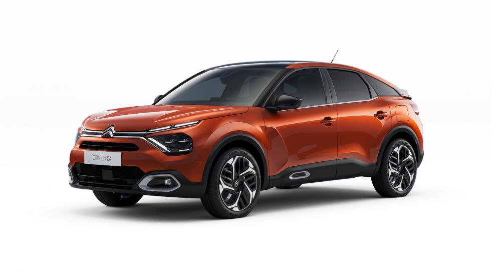 Tout ce qu'il faut savoir sur la nouvelle Citroën C4 - Galerie