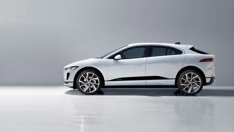 Jaguar peaufine l'I-Pace - Galerie