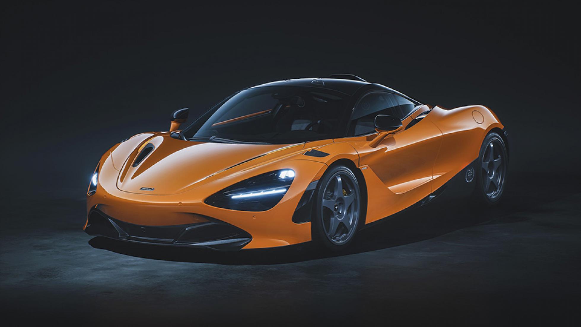 Cette 720S spéciale célèbre la victoire de McLaren aux 24 Heures du Mans - Galerie