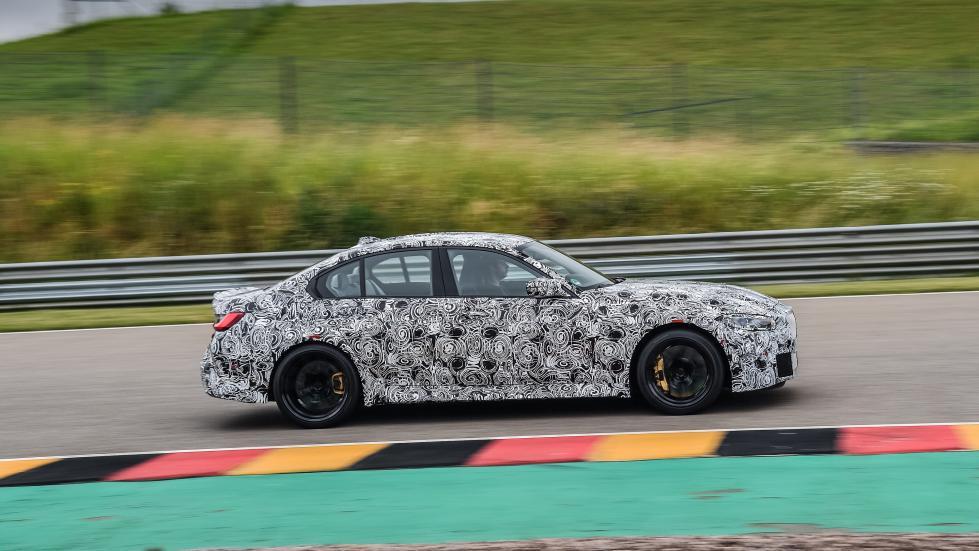 Les nouvelles BMW M3 et M4 laisseront le choix des armes - Galerie