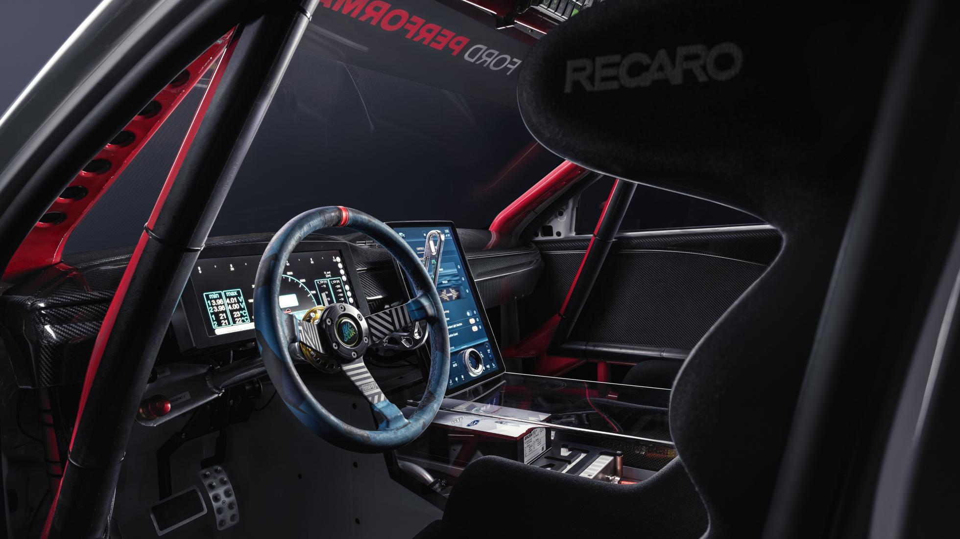 Ford dévoile une Mustang Mach-E de 1 400 ch - Galerie