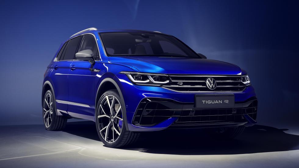 Une version R de 320 ch pour le Volkswagen Tiguan restylé - Galerie