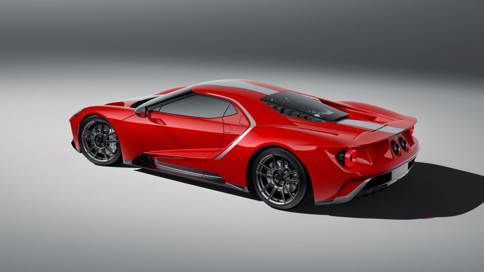 Cette Ford GT Heritage Edition ne célèbre PAS les 24 Heures du Mans - Galerie