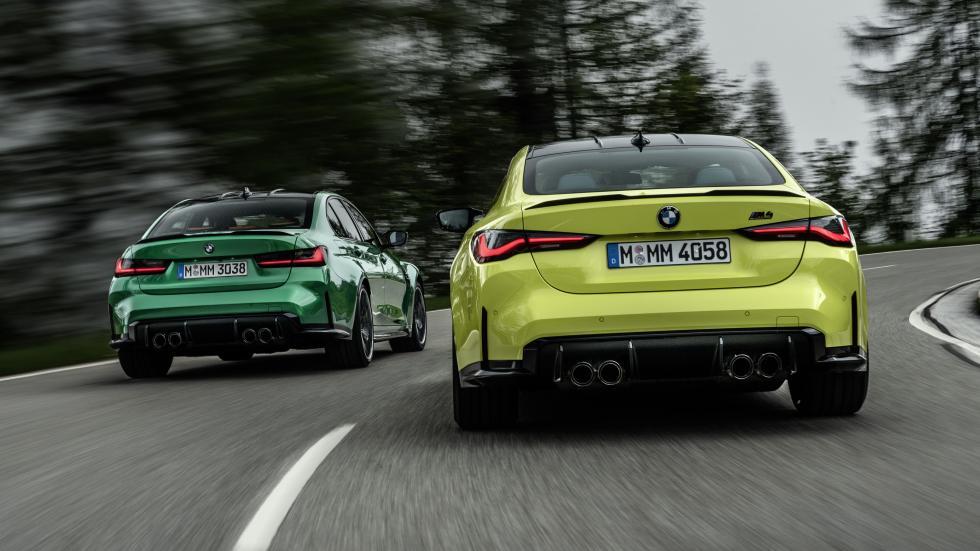Les nouvelles BMW M3 et M4 sont arrivées - Galerie