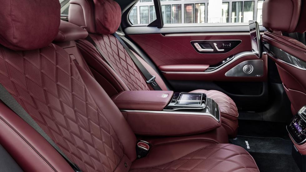 Faites place à la nouvelle Mercedes Classe S - Galerie