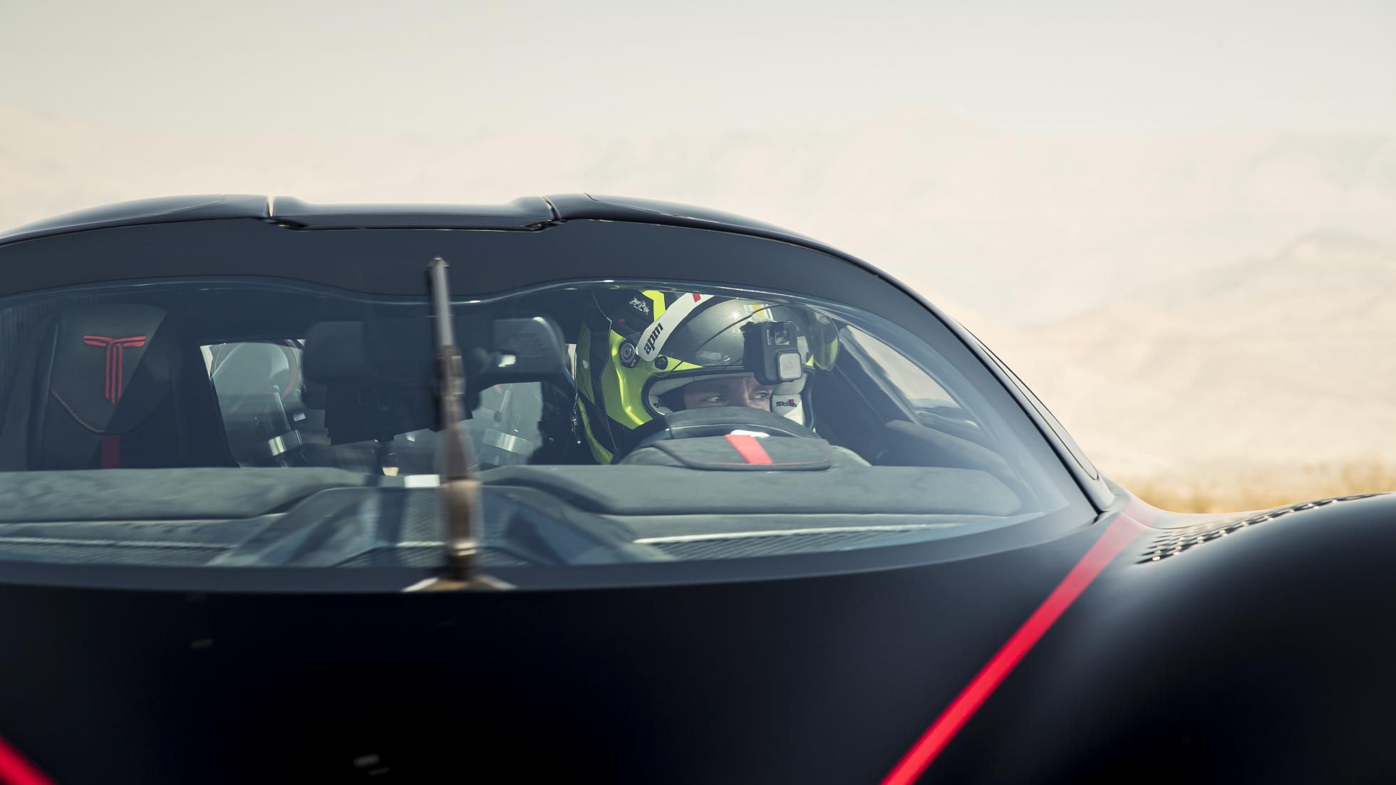 À 532 km/h, la SSC Tuatara est la voiture la plus rapide du monde - Galerie