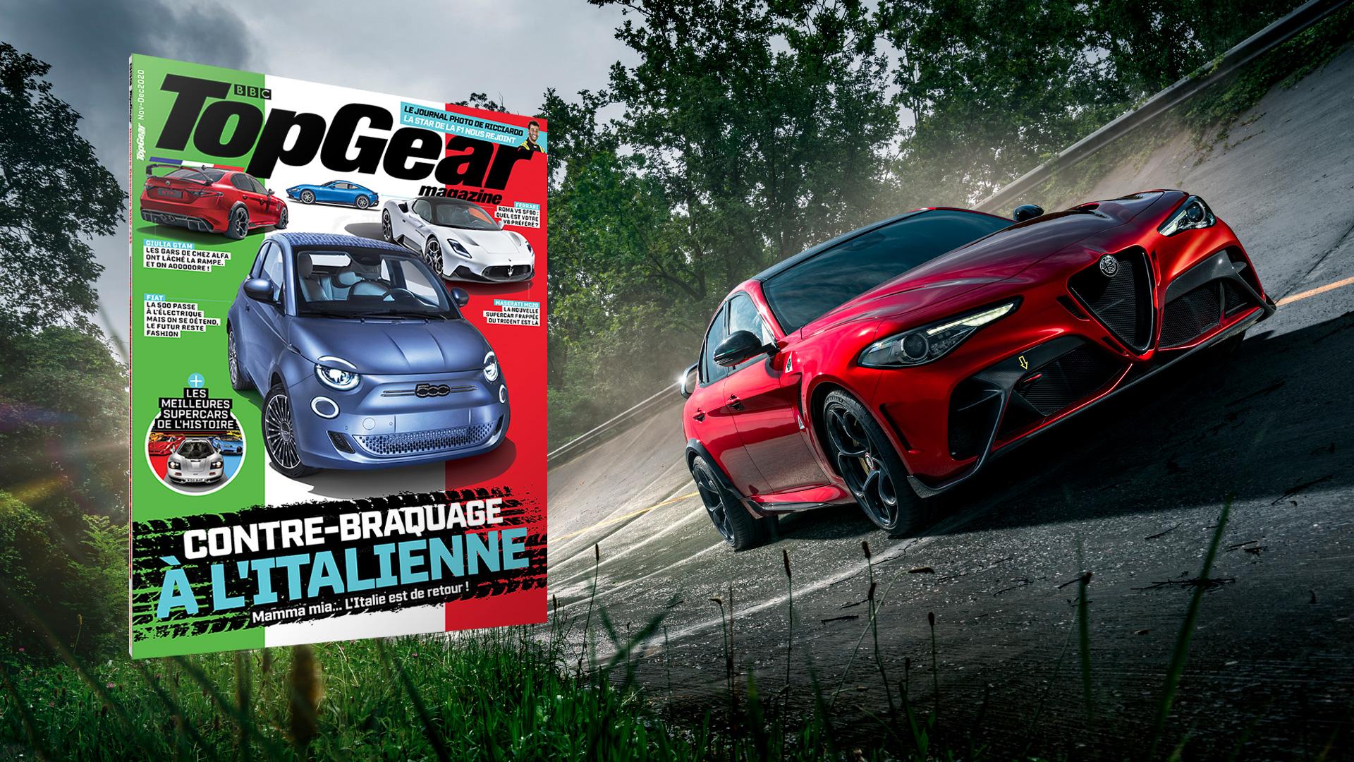 TopGear magazine #33