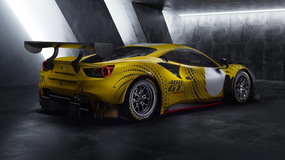 La Ferrari 488 GT Modificata est une GT3 débridée - Galerie