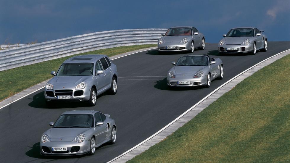 Porsche a produit un million de Cayenne - Galerie