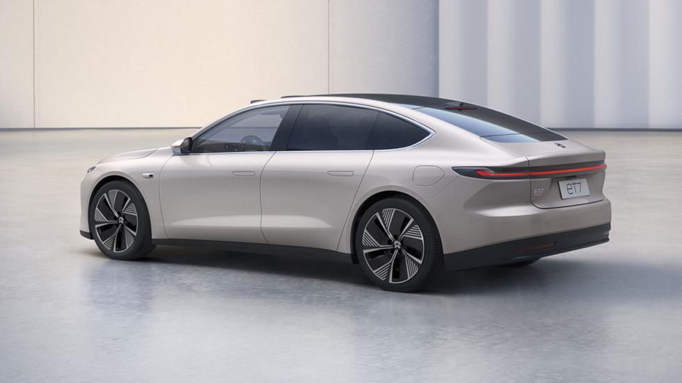 La Nio ET7 promet 1 000 km d'autonomie - Galerie