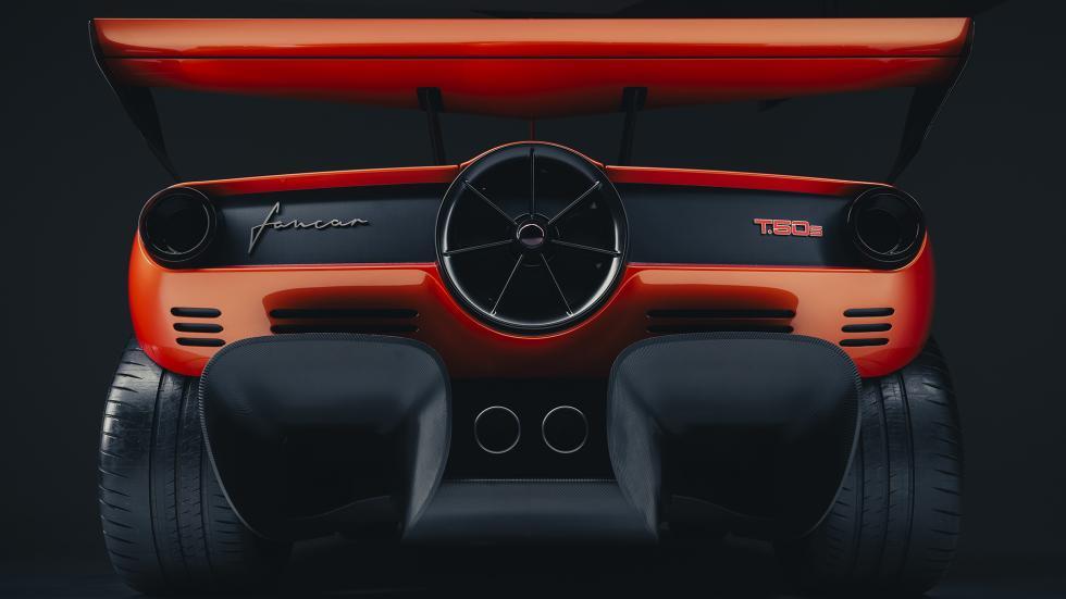 T.50s Niki Lauda : la pistarde idéale selon Gordon Murray - Galerie