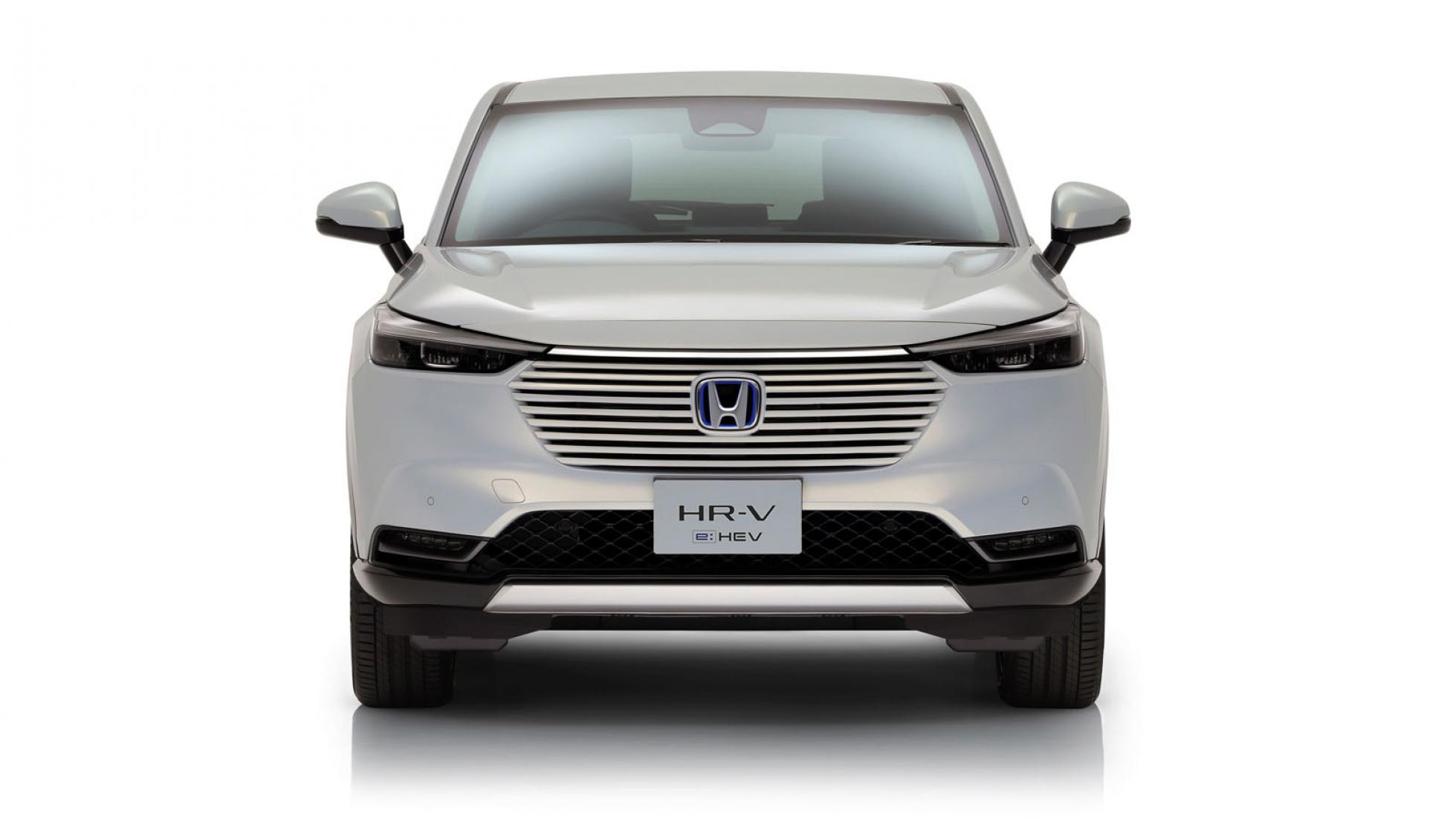 Le nouveau Honda HR-V est 100 % hybride - Galerie